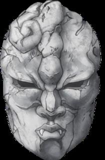 「石仮面」の画像検索結果